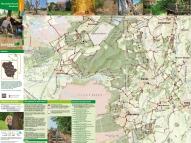 Bosland wandelnetwerk kaart 2