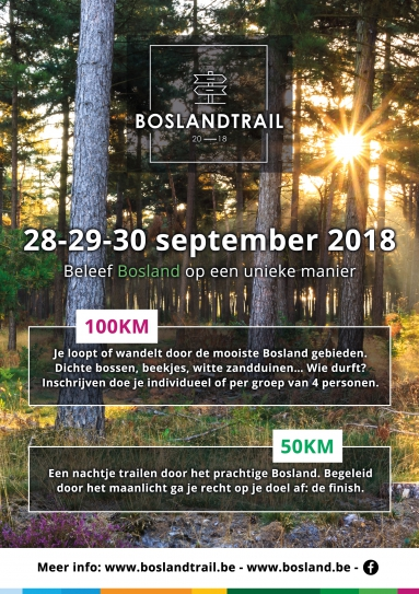 Bosland Trail Flyer