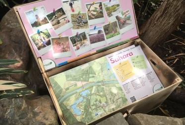Center Parcs lokt bezoekers naar Bosland met spectaculaire belevingsbox