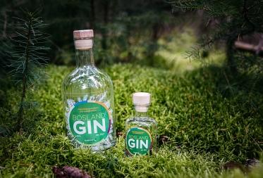 Van dennenappel tot glas: Bosland Gin nieuwste telg in het Boslandassortiment