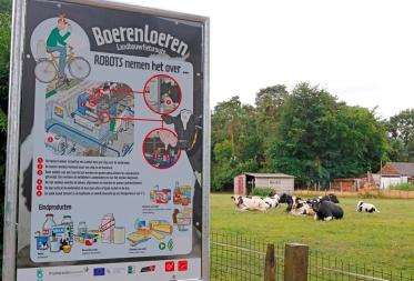 Boerenloeren fietsroute