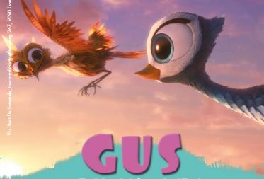 Film in het Bos: Gus