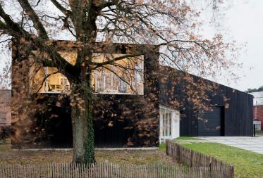 Nieuw beheergebouw voor ANB in Bosland