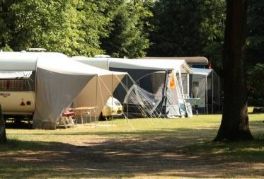 Camping - fietscafé De Ballasthoeve