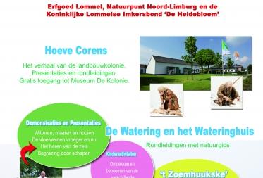 Open Monumentendag Lommel: Over water, gras en boeren