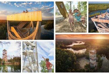 Uitkijktoren: De Reus van Bosland