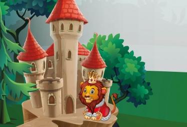 De schat van Koning Leeuw