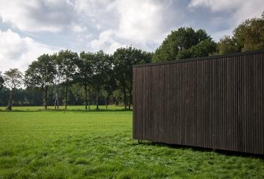 Vlaamse primeur voor Slow Cabins in Bosland