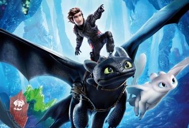 Film in het Bos - Hoe tem je een draak 3