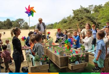 Bosland viert feest tijdens Forest Senses