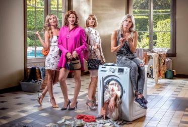 Bosland decor voor nieuwste VTM reeks Gina & Chantal: vanaf 1 augustus op VTM GO