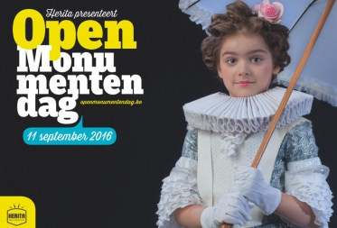 11 september : Open Monumentendag