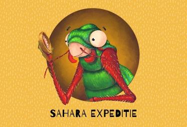 Sahara Expeditie Proefdag juli (VOLZET)