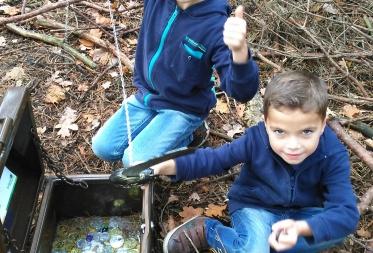 Levi en Rune Zoons
